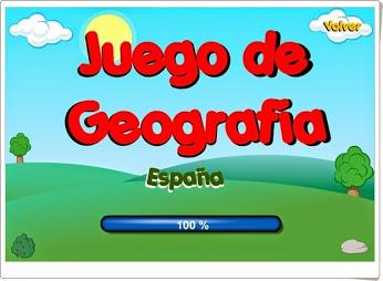 JUEGO DE GEOGRAFÍA.