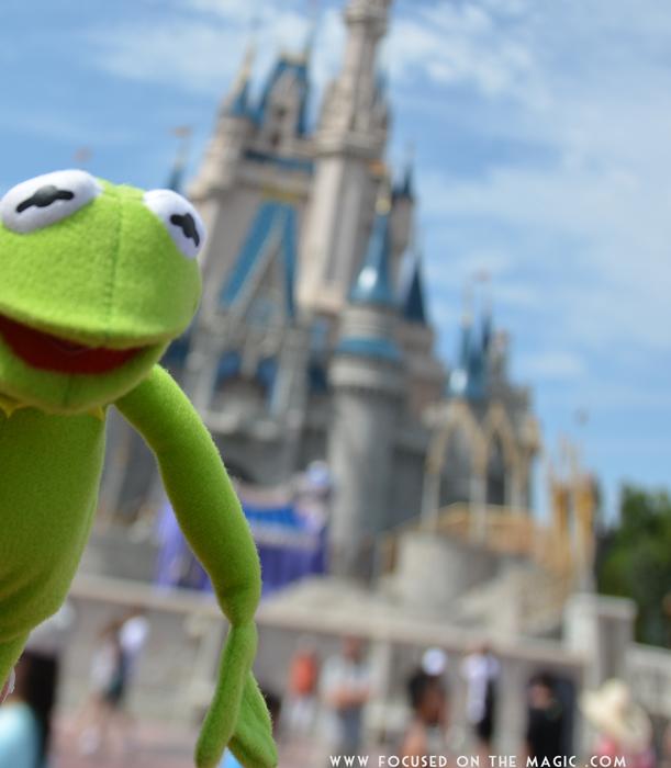 Kermit Walt Disney World