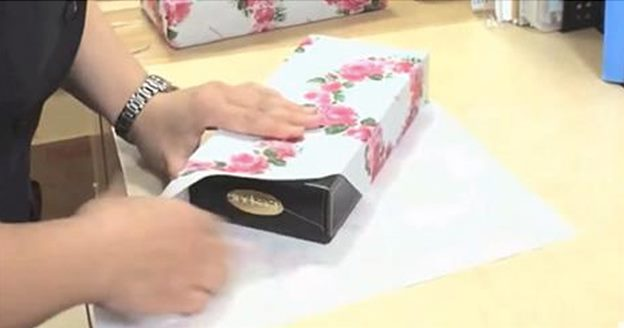 How to Wrap a Gift in 15 Seconds