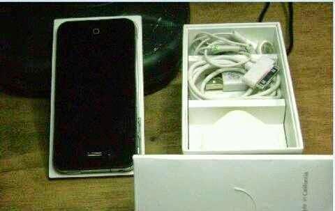 Iphone 4g Gsm 32gb Lengkap