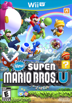 World Of Game Console: Brand New Super Mario Bros for Wii U
