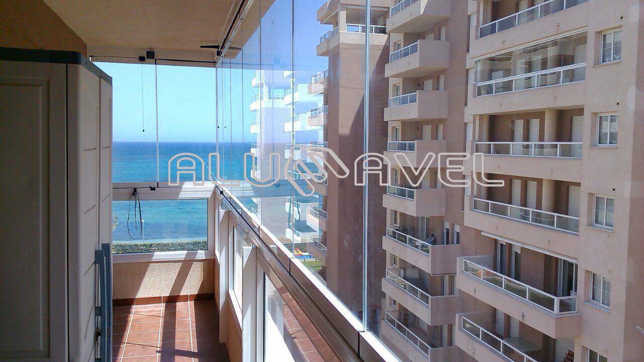 Cortinas de vidrio para terrazas fabulous de terraza de for Cortinas de cristal para terrazas