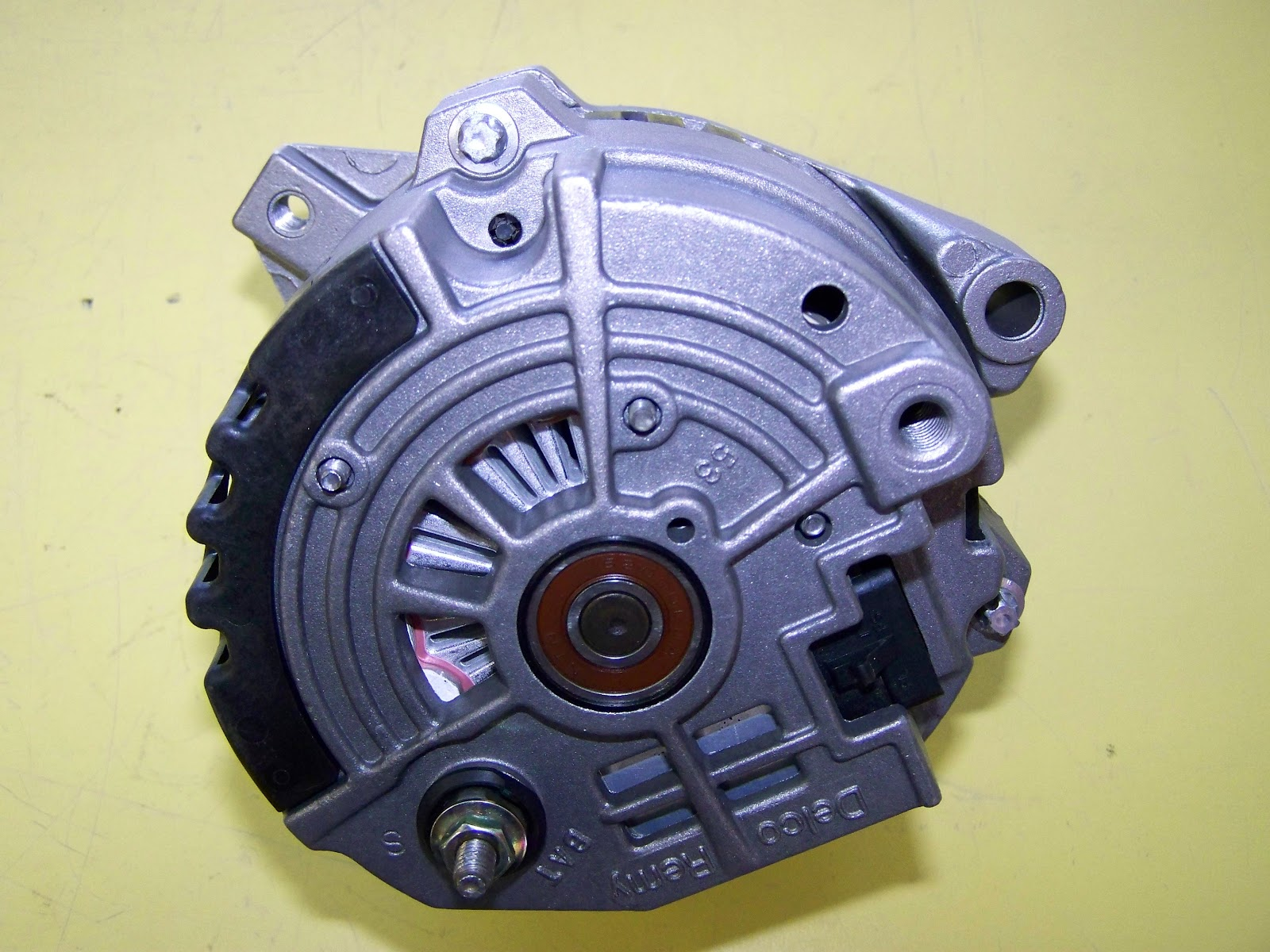 delco cs130 alternator choice image