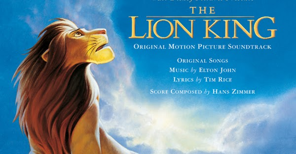 chronological scores    soundtracks  lion king  the