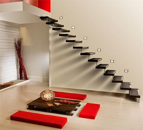 Desain Tangga Minimalis Modern
