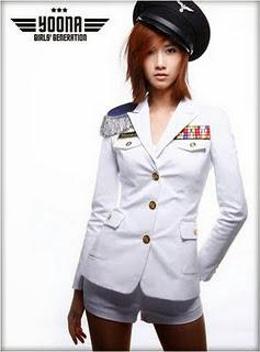 yoona snsd, Biodata Foto Profil SNSD