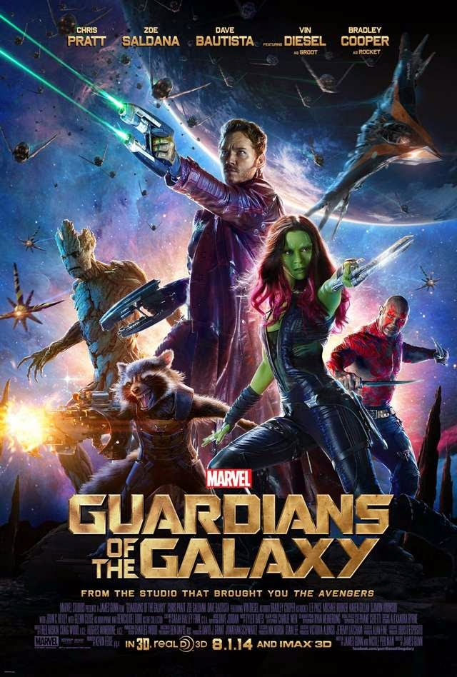 Guardians Of The Galaxy - Official trailer (2014)