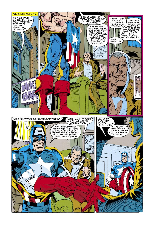 Captain America (1968) Issue #426 #376 - English 7