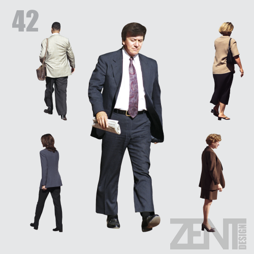 Zent Design 2d  People Png
