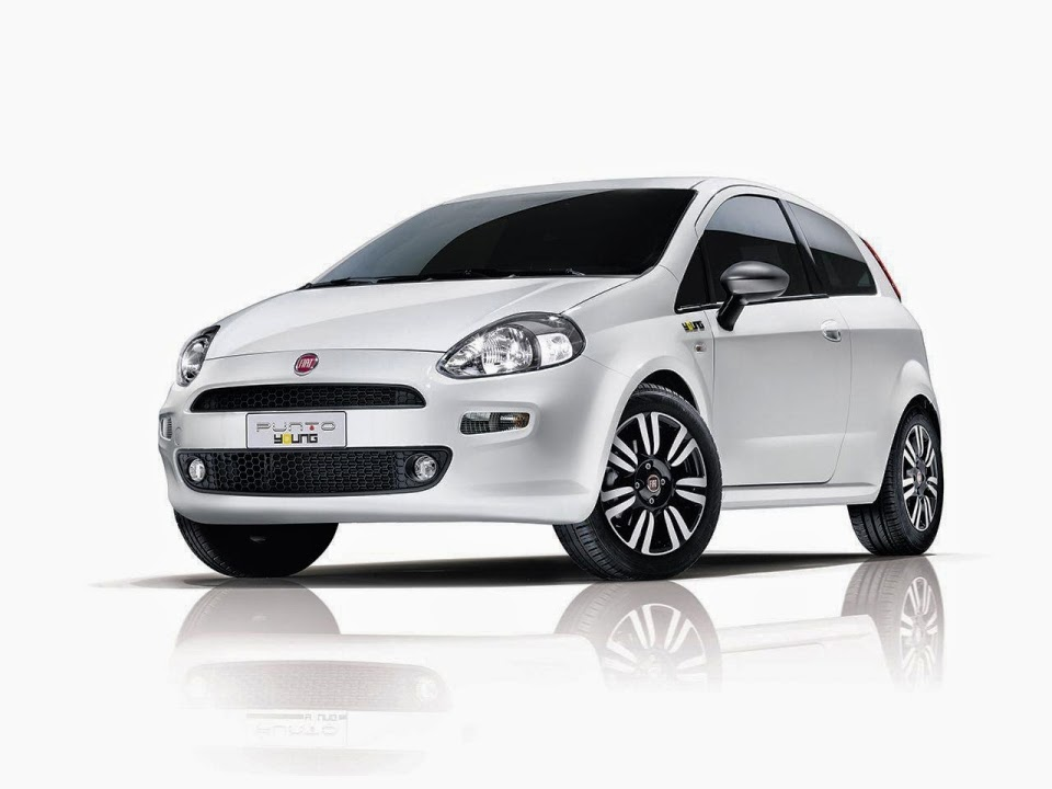 Fiat Punto Young 2015