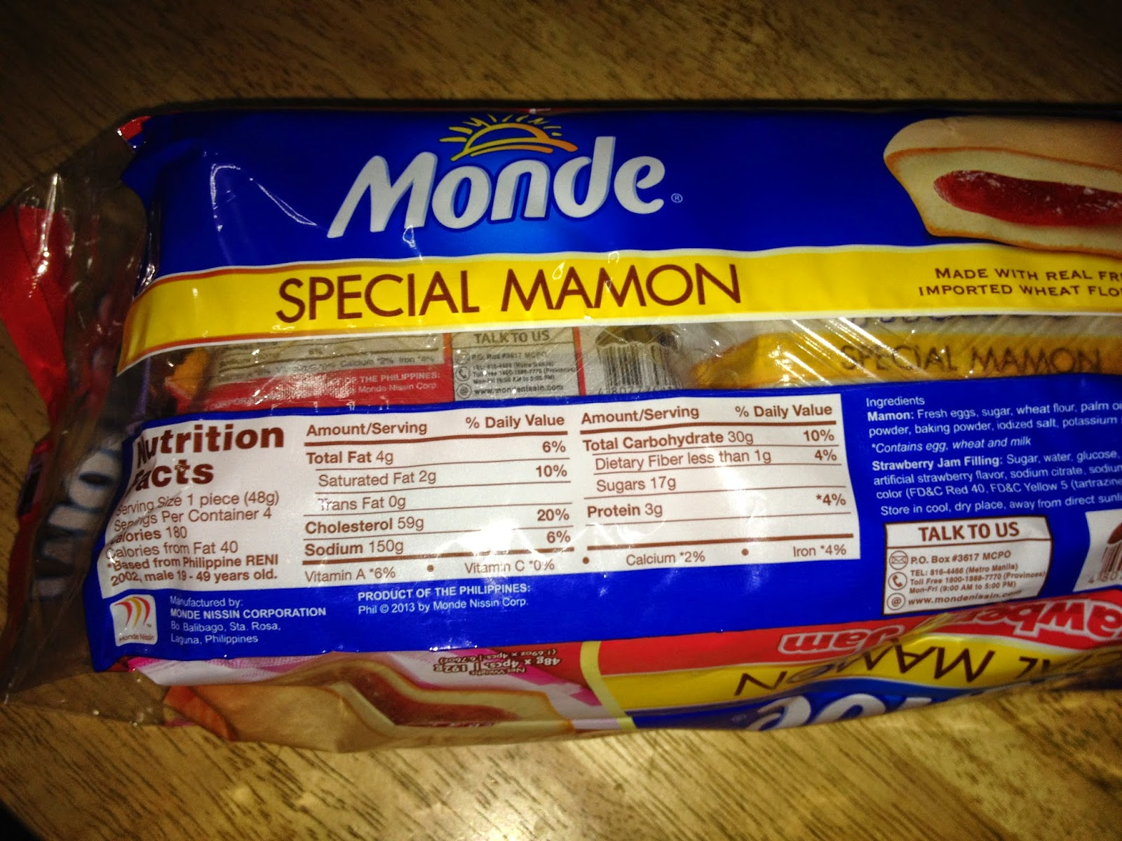 monde nissin corporation Filipino food powerhouse monde nissin corporation will look at further acquisition opportunities in australia after three big deals in the space of the past six.