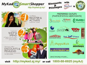 MyKad Smart Shopper (MSSP)