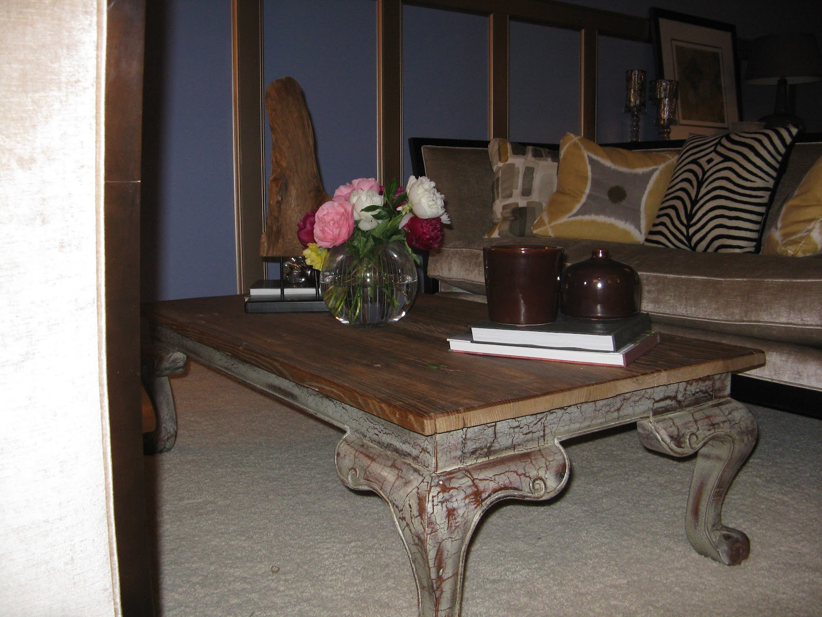 Maddiejhomedecor Redecorating Dining And Living Room