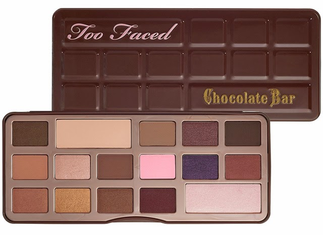 Too Faced Chocolate Bar Palette: Swatches & Review