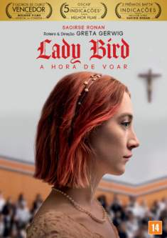 Lady Bird: A Hora de Voar Torrent - BluRay 720p/1080p Dual Áudio