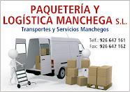 PAQUETERÍA Y LOGÍSTICA MANCHEGA, S.L.