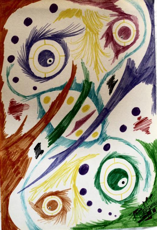 Rafagas de colores 26-8-91