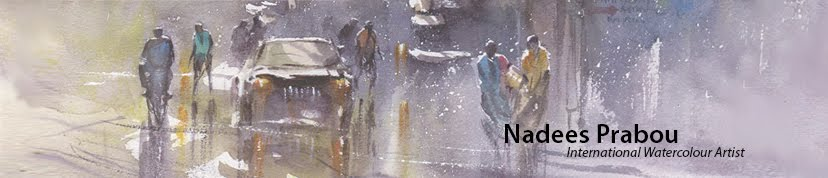 Nadeesh Prabou Watercolours