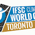 (LIVE) IFSC Climbing World Cup Boulder in Toronto - Semi / Final