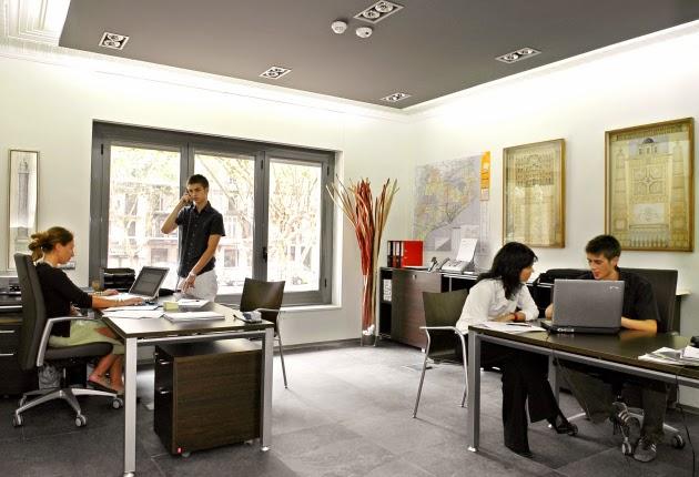 El rinc n del sueko centros de negocios qu son for Oficina virtual economica