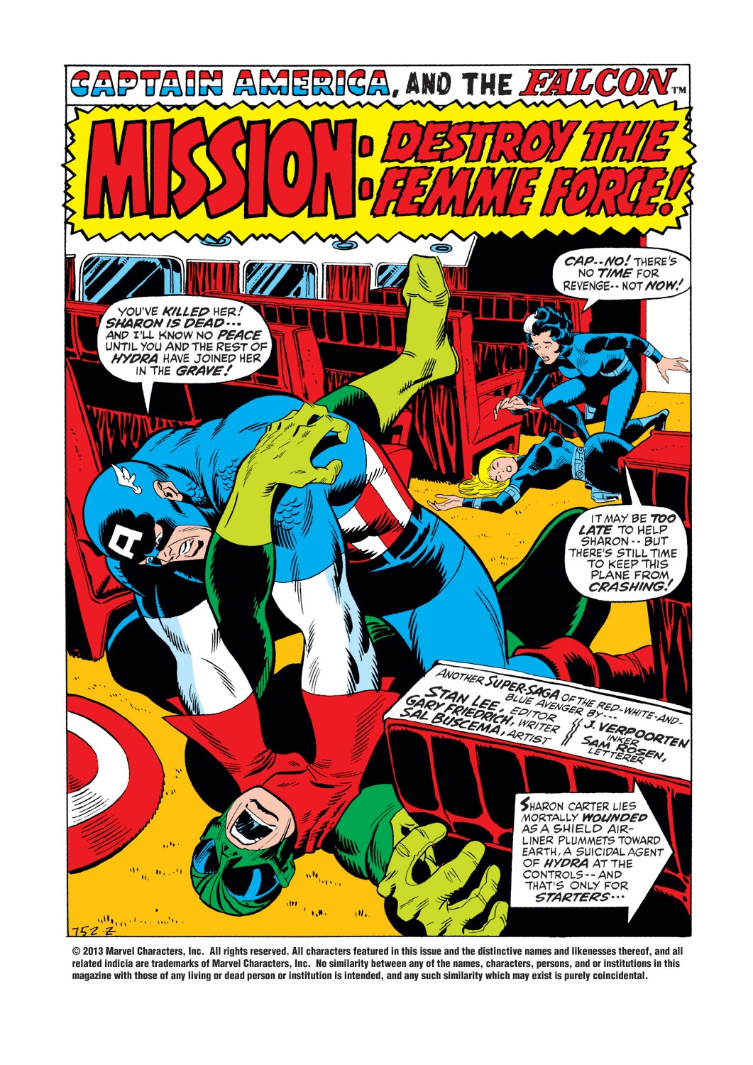 Captain America (1968) Issue #146 #60 - English 2