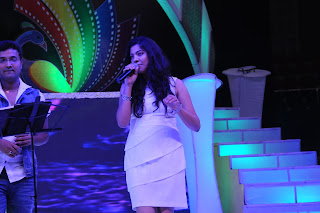 Geetha madhuri performance at ttv launch 015
