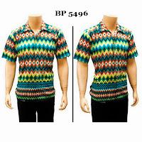 Kemeja Batik Rang Rang BP 5496