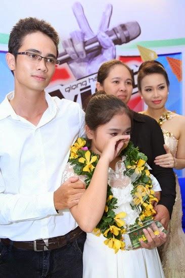 Nguyễn Thiện Nhân - hành trình chinh phục giọng hát Việt nhí