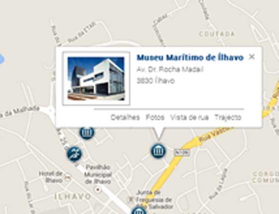 HD Wallpaper » Map Infowindow