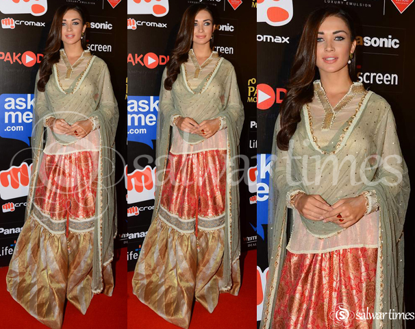 salwartimes.com-Your Daily Dose of Salwar Fashion: Amy Jackson