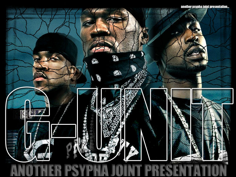 G-Unit Wallpaper Series 2