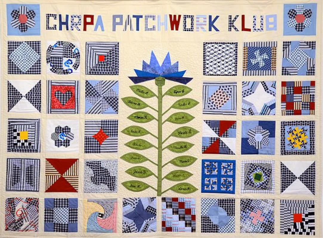 Chrpa patchwork klub Chrudim Pardubice