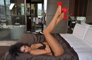Nabilla pour Playboy