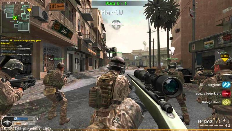 Call of Duty: Modern Warfare 3 - PC - Multiplayerit