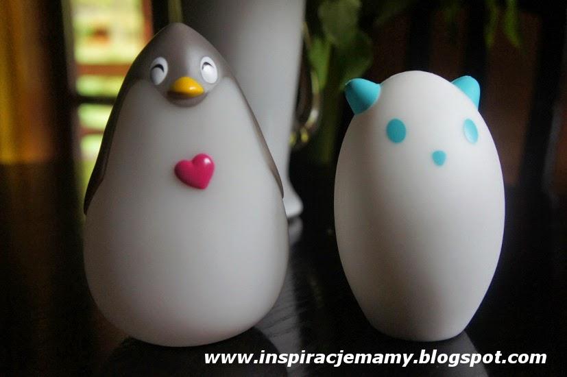 Pabobo Pingwin lampka Spoka