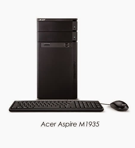 acer aspire m1935 specification