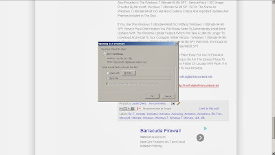 Windows 7 Ultimate 64 Bit ISO