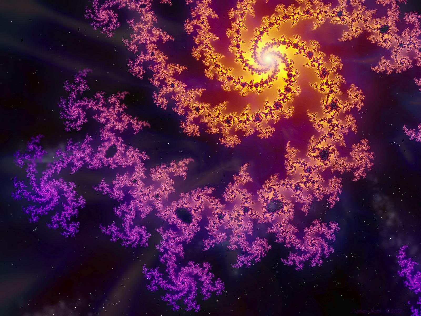 fractal art wallpapers desktop wallpaper