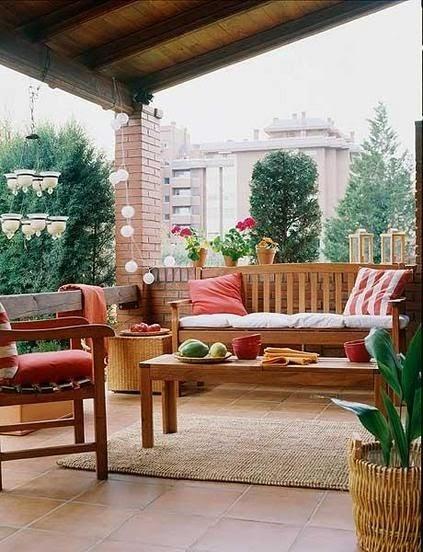 terrazas de verano
