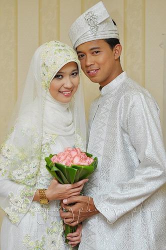 Foto Pasangan Pengantin