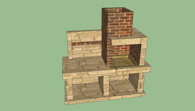 Brick Bbq Plans2