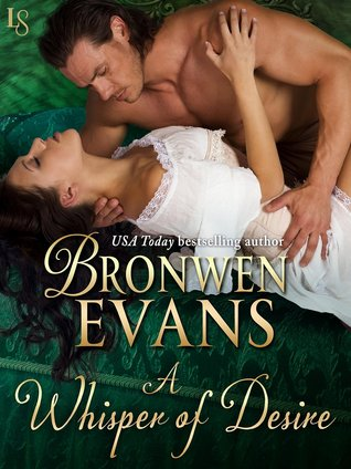 A WHISPER OF SEDUCTION by BRONWEN EVANS