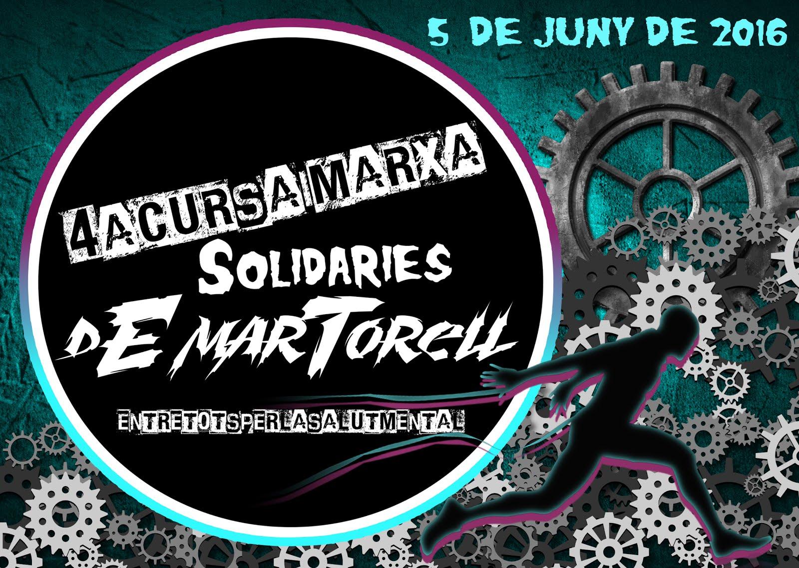 4ª CURSA I MARXA SOLIDÀRIES DE MARTORELL  07-06-2015