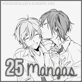 Reto Leer 25 Mangas