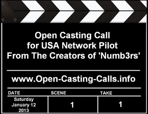 USA Network Drama TV Series Miami Open Casting Call