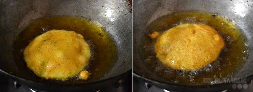 Lauki Pakoda Dudhi Bhajiya Bottlegourd Fritters