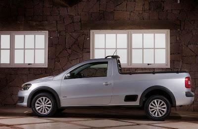 Nova Volkswagen Saveiro 2014 Trend - Cabine Simples