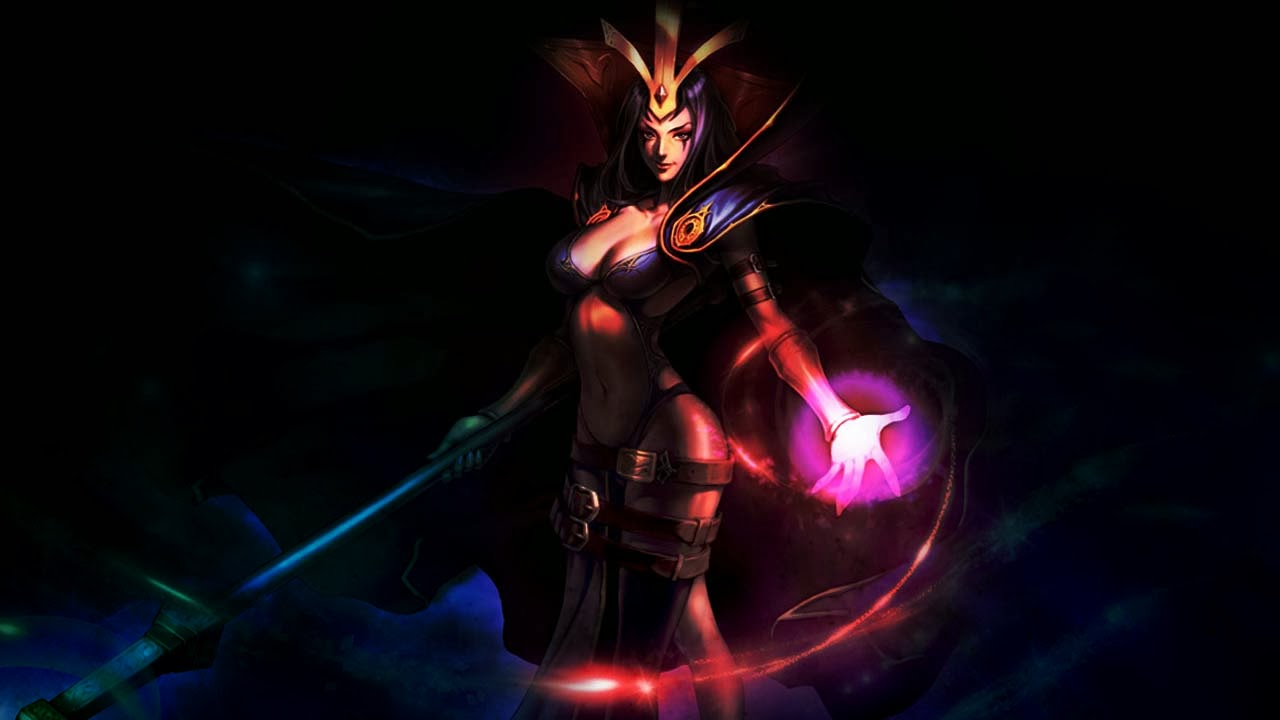 LeBlanc League of Legends Wallpaper