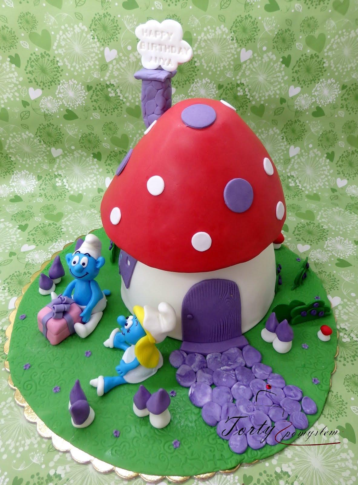 tort bajkowy