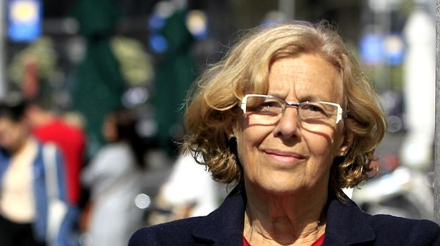 Manuela Carmena elimina treinta calles franquistas de Madrid